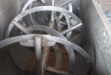 Sistem automatizat de producere premixuri, LUANSA SRL MAMAIA.