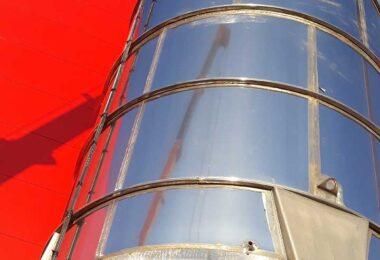 Trei silozuri industriale pentru Tehnoworld SRL